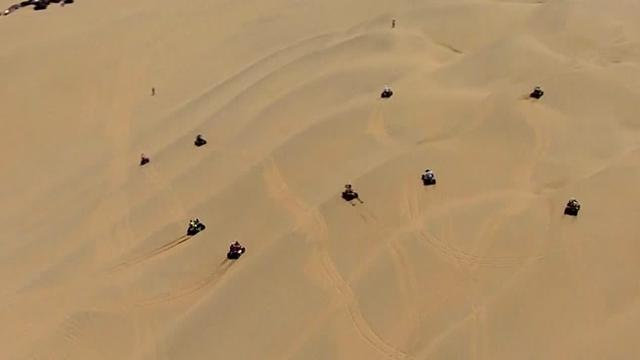 Dakar quads get rally underway in exciting first stage