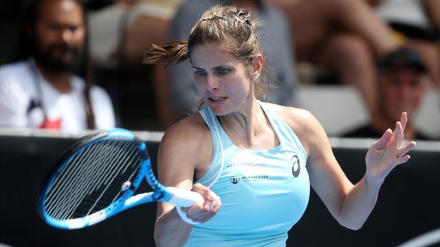 Görges gewinnt WTA-Titel in Auckland