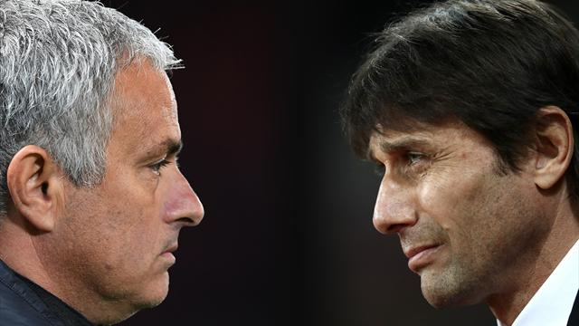 Paper Round: Mourinho and Conte go head-to-head for PSG job