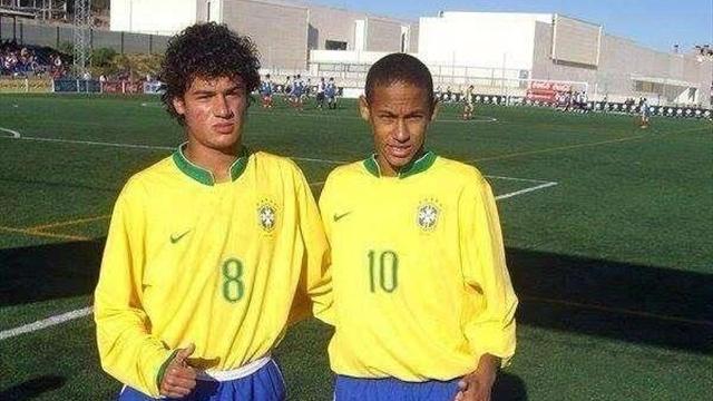 """Le jour où… Neymar et Coutinho rêvaient du Real Madrid, """"la meilleure équipe du monde"""""""
