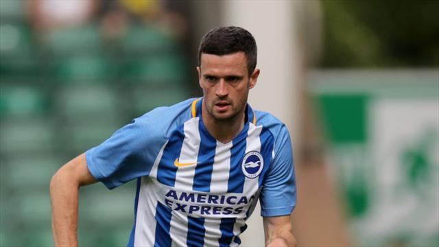 Brighton and Hove Albion winger joins Glasgow Rangers on loan
