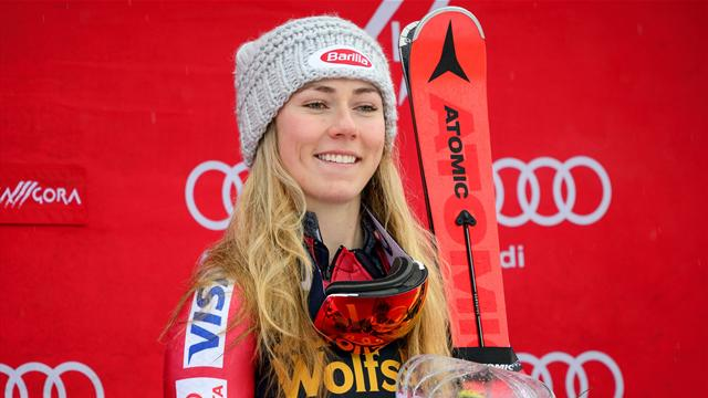 Daily Schedule: Can Shiffrin kick-start bid to make history?