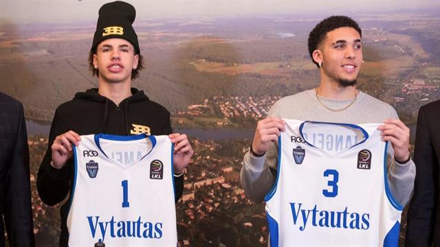 Il Vytautas si ritira dalla Lega Baltica: giocherà un torneo appositamente per i fratelli Ball