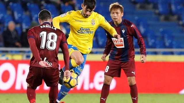 Argentino Vietto pone al Valencia en cuartos de Copa del Rey