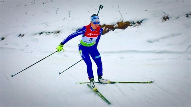 Victoria Padial, primer Top 30 de la temporada y un poco más cerca de los JJOO de PyeongChang