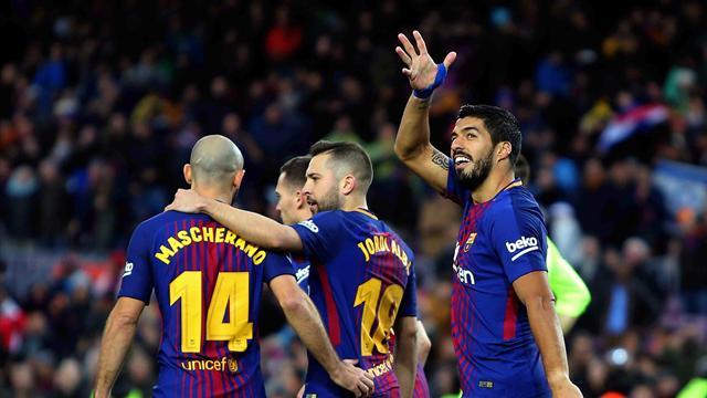 LaLiga, Barcelona-Levante: Año nuevo, mismo Barça (3-0)