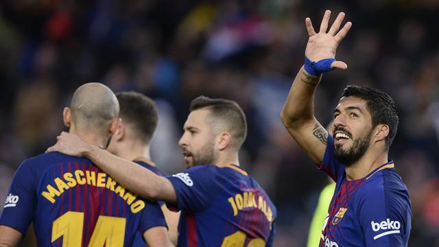 Dembélé est resté discret mais le Barça a maîtrisé