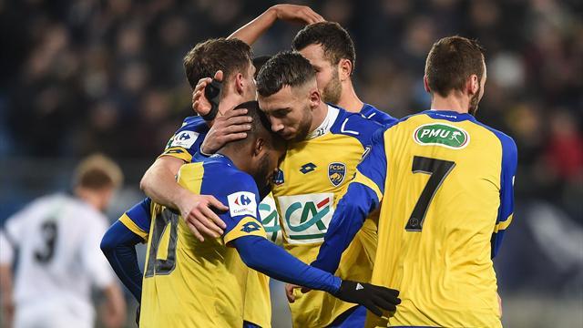 6-0 : Sochaux humilie Amiens, les autres clubs de Ligue 1 assurent