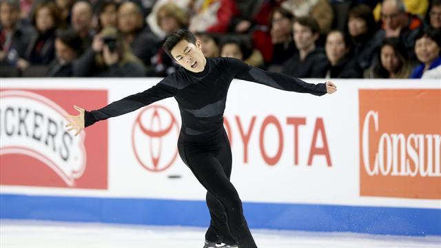 Chen, Rippon and Zhou make U.S. team