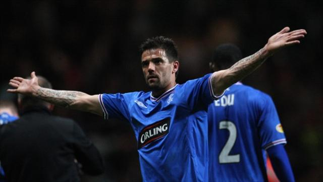 Nacho Novo recovering after suspected heart attack