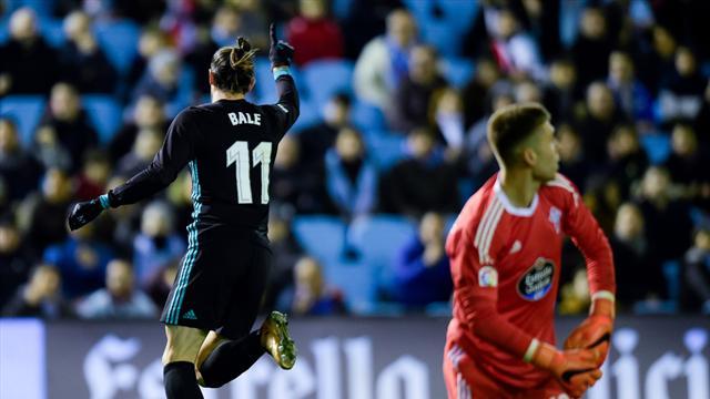 «Реал» назвал стартовый состав наматч с«Сельтой»