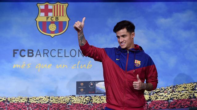 «Un rêve devenu réalité» : Coutinho savoure sa signature au Barça