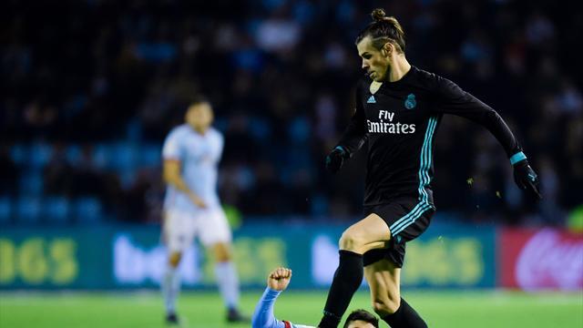 Bale n'a pas suffi pour ce Real bien fragile