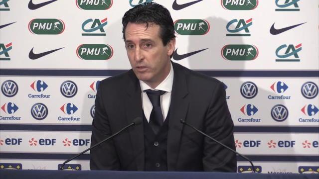 Emery : «Une équipe très professionnelle et très responsable»