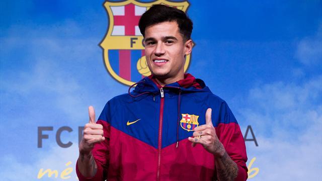 Daily Mail Барселона отказала Ливерпулю в аренде Коутиньо до конца сезона
