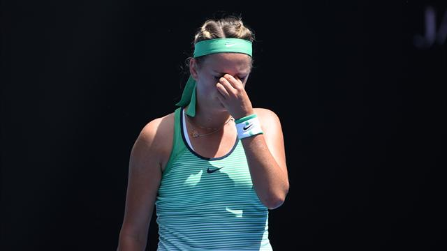 Azarenka withdraws from Australian Open amid ongoing custody battle