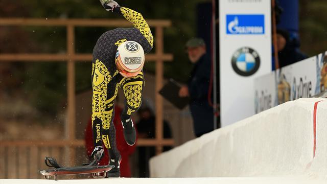 Ander Mirambell ante su semana decisiva para ir PyeongChang