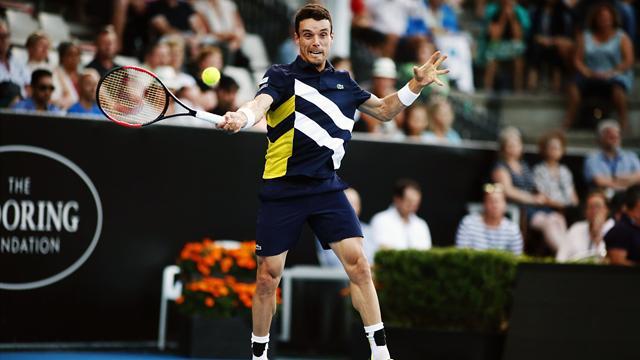 Feliciano cae en Sidney; Roberto Bautista y David Ferrer pasan a semifinales de Auckland