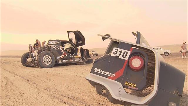 WATTS! I primi incidenti della Dakar e i pericoli di slittino e salto con gli sci