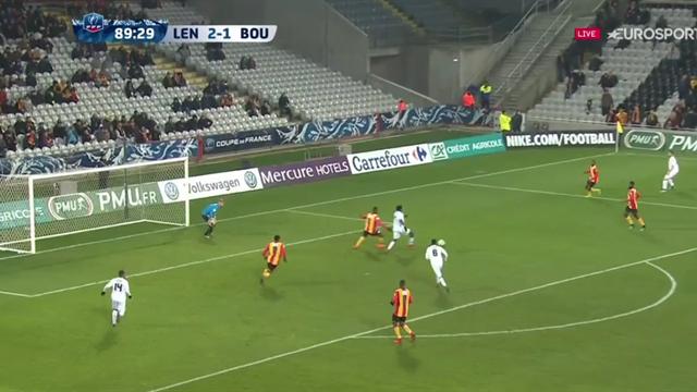 Koné avait entretenu l'espoir avec la manière pour Boulogne : le but du 2-2