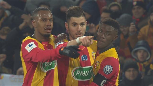 Boulogne n'a pas démérité mais a fini par plier : la victoire de Lens en vidéo