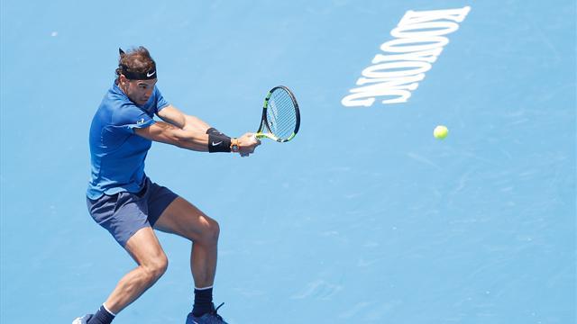 Battu par Gasquet, Nadal positive : son genou «va bien»