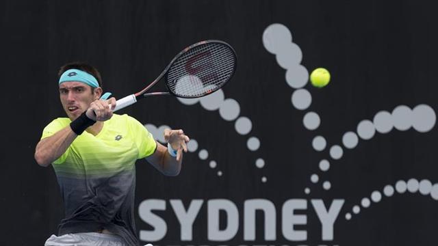 Feliciano López y Leonardo Mayer pasan a segunda ronda en Sídney