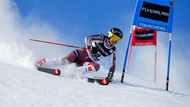 Estelle Alphand uttagen i svenska OS-truppen