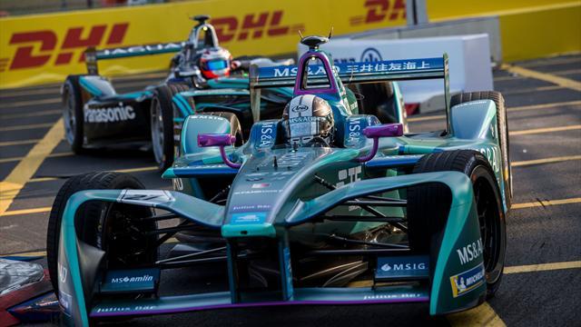 Blomqvist debütiert bei Andretti-BMW