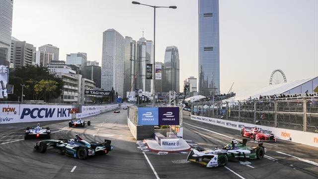 Neuer Sponsoren-Deal: Formel E erhält 100 Millionen Dollar