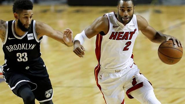 Miami Heat trepó al liderato de la División Sureste de la NBA