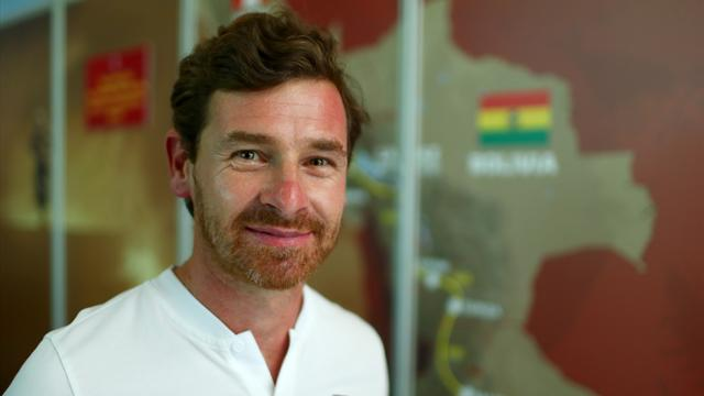 AVB hospitalised after Dakar Rally crash, out of race