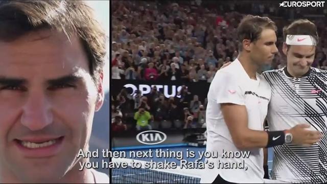Federer's 2017 Australian Open triumph: In his own words