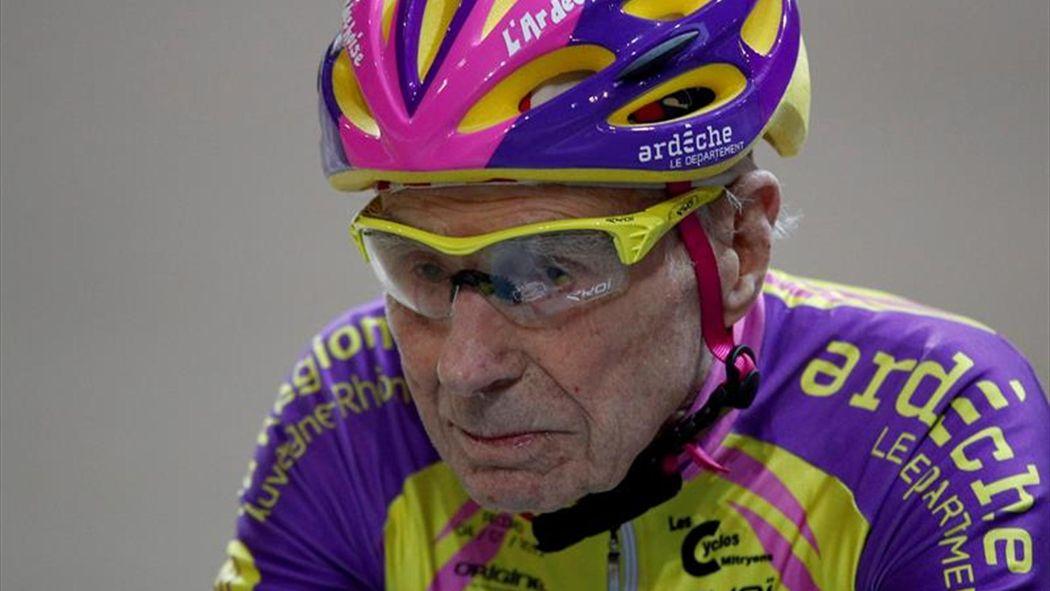 buscar genuino bajo costo el mejor El plusmarquista centenario francés se retira del ciclismo ...