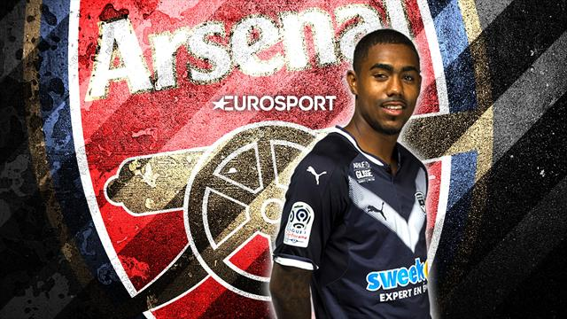 Euro Papers: Arsenal stun rivals with Malcom move
