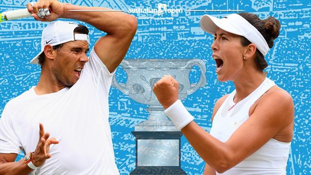 Roger Federer empezó de gran manera defensa del título — Australian Open