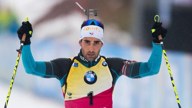 Фуркад победил в индивидуальной гонке, россиян нет в топ-20