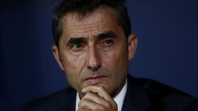 """Valverde: """"Claro que tenemos prisa por ganar la Liga"""""""