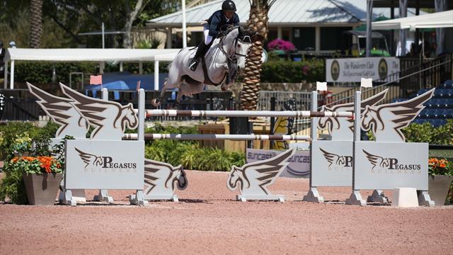 Lancement du Winter Equestrian Festival en Floride