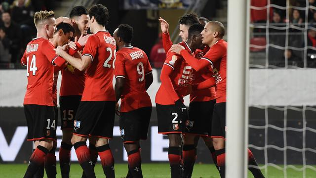 Rennes bat Toulouse et file en demi — CDL