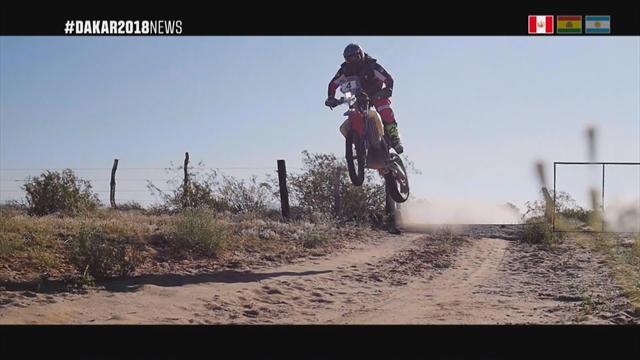 Le Dakar Challenge, un tremplin pour Samuels