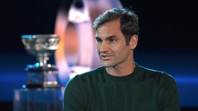 Федерер сыграет с Бедене в первом раунде Australian Open, Надаль – с Бургосом