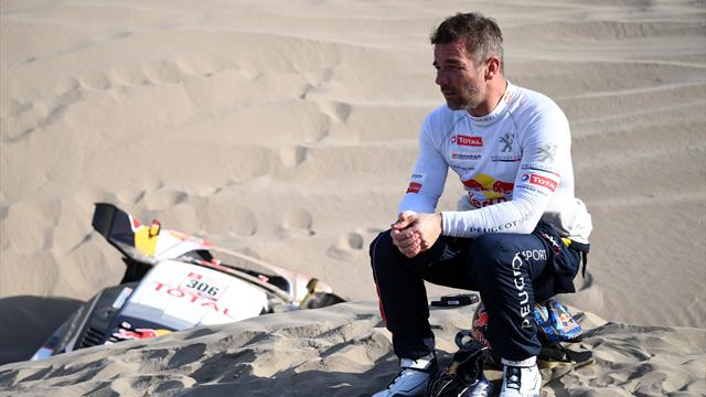 """Loeb : """"Est-ce que j'ai pris du plaisir à piloter en rallye-raid ? Non"""""""