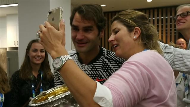 Roger Federer reveals how little his children know about his extraordinary career