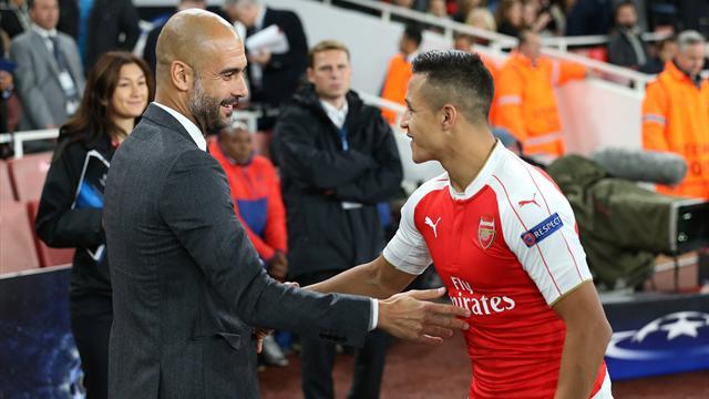 """""""Mourinho vs Guardiola"""", """"United se déchaîne"""" : le feuilleton Sanchez enflamme la presse britannique"""