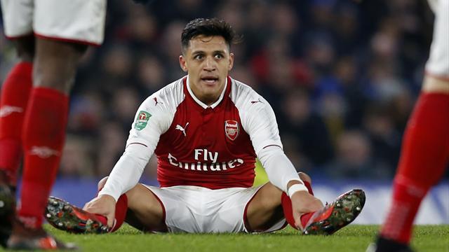ManUnited oder ManCity: Das Ringen um Arsenal-Star Sánchez