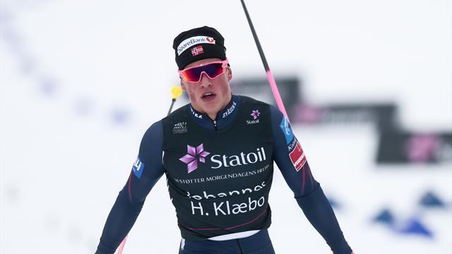 Klaebo: de vloggende langlaufkampioen