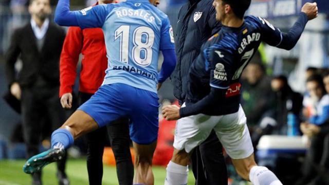 Manuel Iturra se quedó sin entrenador en Málaga