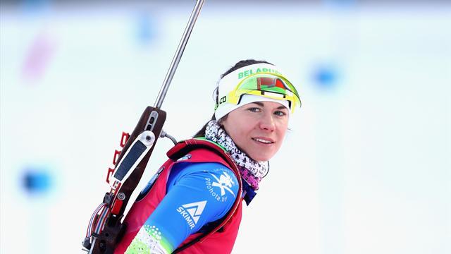 Скардино завоевала малый Хрустальный глобус в зачете индивидуальных гонок