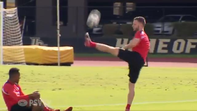 21-летний игрок ПСВ исполнил такой трюк с мячом, что теперь «Реал» купит его за 150 миллионов